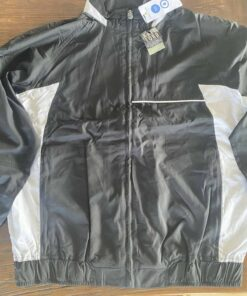 Black and White Jacket