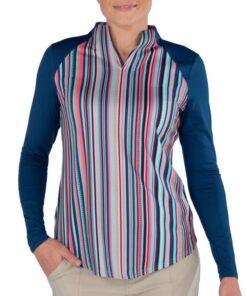 JoFit Women's Vista Long Sleeve Mock