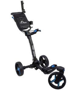 Black Axglo Tri-360 Push Buggy